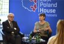 Goście prof. Krasnodębskiego w Domu Polski Wschodniej