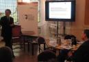 Spotkanie eksperckie z cyklu 'Kawa z ekspertem' w Domu Polski Wschodniej w Brukseli