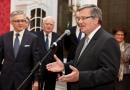 Prezydent Bronisław Komorowski odwiedził Dom Polski Wschodniej w Brukseli