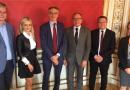 Spotkanie władz Województwa Świętokrzyskiego z Komisją Europejską w Brukseli
