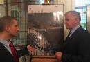 Wystawa grafik dr szt. Amadeusza Popka w Domu Polski Wschodniej