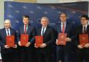 Podpisanie Planu Strategicznego funkcjonowania Domu Polski Wschodniej w Brukseli