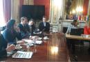Posiedzenie Grupy Roboczej Domu Polski Wschodniej w Brukseli