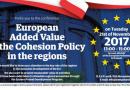"""Zapraszamy na konferencję """"Europejska Wartość Dodana Polityki Spójności w regionach"""""""
