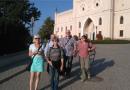 Belgijscy dziennikarze z wizytą studyjną na Lubelszczyźnie