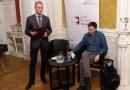 Szymon Hołownia gościem Domu Polski Wschodniej