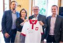 Włodzimierz Lubański, gwiazda polskiej piłki nożnej gościem Domu Polski Wschodniej w Brukseli