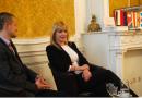 Spotkanie z pisarką z Podlasia w Brukseli