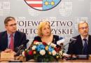 Komisarz ds. Rozwoju Regionalnego Corina Cretu inauguruje inicjatywę Lagging Regions w Województwie Świętokrzyskim
