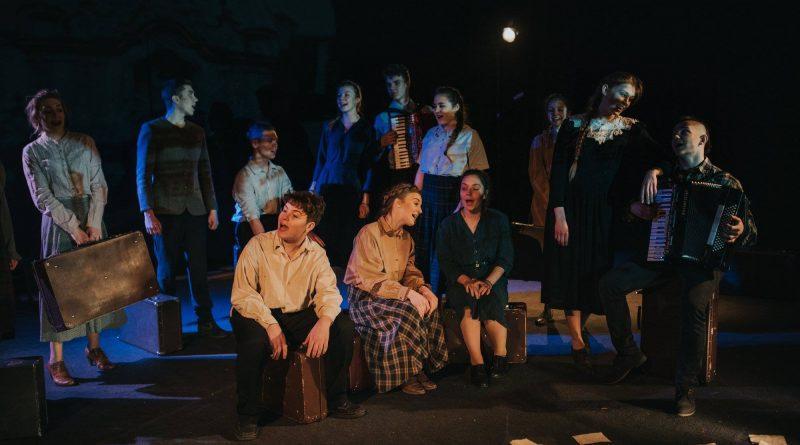 Młodzieżowy teatr z Hajnówki ze spektaklem w Brukseli!