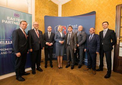 O Partnerstwie Wschodnim z Marszałkami w Brukseli