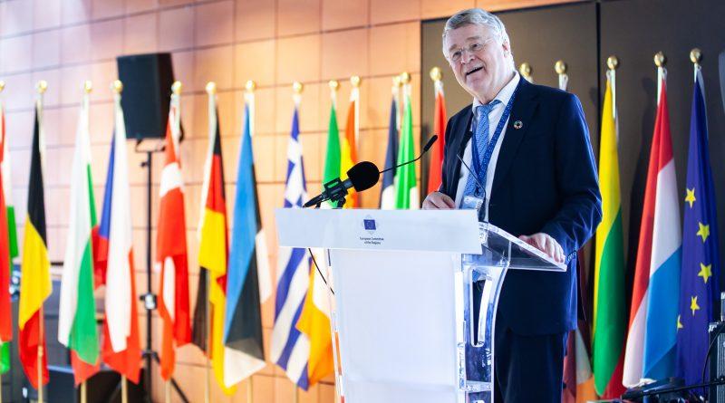 Uroczystość w Komitecie Regionów z okazji 15-lecia członkostwa Polski w UE