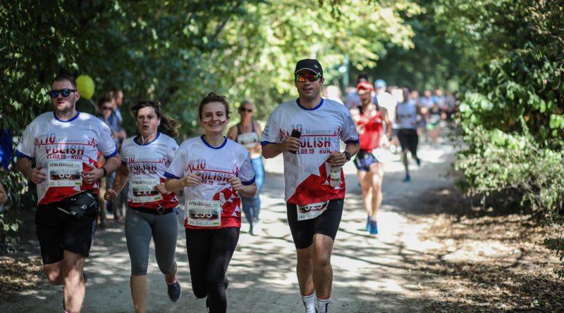 """Trzecia edycja biegu """"Polish Run"""" w Brukseli"""