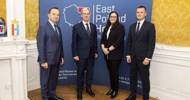 Minister Funduszy i Polityki Regionalnej z wizytą w Domu Polski Wschodniej
