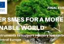 Podsumowanie projektu FIRECE – zaproszenie na konferencję on-line